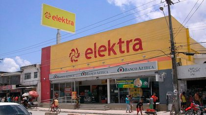 Elektra de Grupo Salinas Foto: Archivo