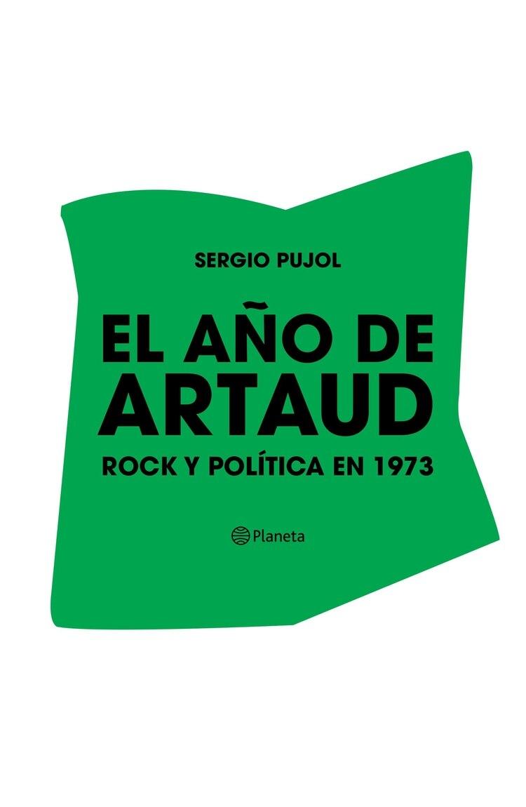 """La portada de """"El año de Artaud"""""""