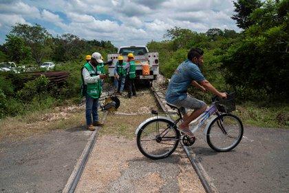 """El objetivo en el sureste del país sería es replicar en las """"comunidades sustentables"""" el modelo que presenta la ciudad de Cancún (Foto: EFE/ Cuauhtémoc Moreno)"""