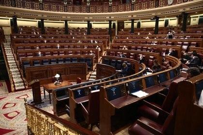 Foto de archivo: una sesión plenaria en el Congreso de los Diputados en Madrid, España, el 4 de febrero de 2021 (EUROPA PRESS/E. Parra. POOL - Europa Press)