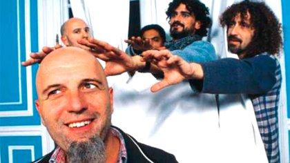 Raúl Pagano fue tecladista de Bersuit Vergarabat, en la época que la banda era liderada por Gustavo Cordera