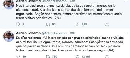 (Twitter: @AdrianLebaron)
