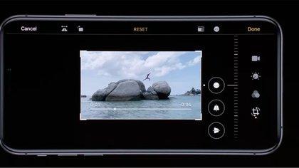 iOS 13 suma nuevas opciones para editar fotos y videos.