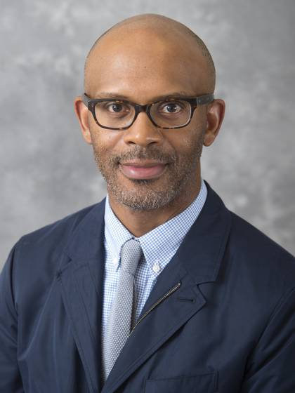 Rayvon Fouché (Foto de Purdue University)