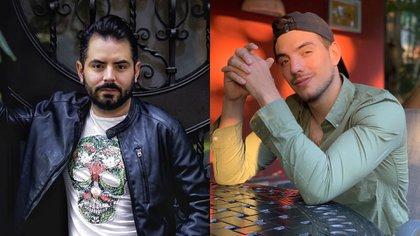 José Eduardo y Vadhir Derbez han logrado encontrar proyectos ad hoc a su personalidad (Foto: vadhird / IG - jose_eduardo92 / IG