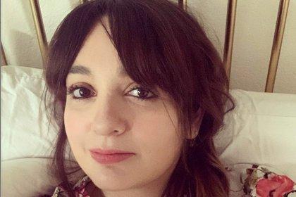 Ileana Rodríguez dijo que dio positivo a COVID-19 por lo que tendrá que mantenerse en cuarentena para evitar contagiar a otros (Foto: Instagram @ileana2)