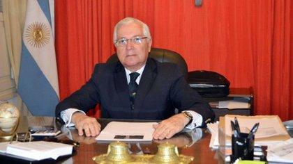 El juez Carlos Soto Dávila