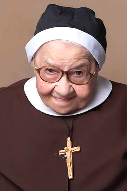 Mary Luiza Wawrzyniak, 99 años (Felician Sisters of North America)