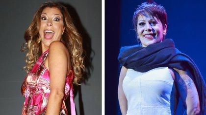 Mimí y Alejandra Guzmán se reencontraron tras rumores de enemistad por contagio de COVID-19
