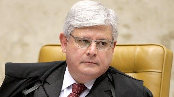 El ex fiscal general de Brasil Rodrigo Janot
