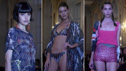 Pasarelas argentinas: alta costura, trajes de baño y ready to wear, lo mejor para el verano 2020 (Fotos: Nicolás Stulberg)