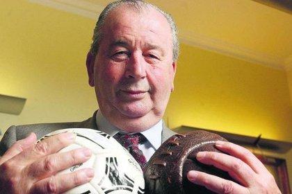 Julio Humberto Grondona murió el 30 de julio de 2014, luego del Mundial de Brasil