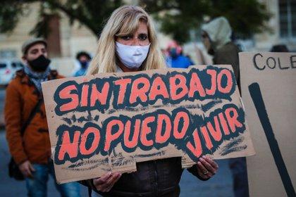 El desempleo en Uruguay ascendió al 10,7 %, la cifra más alta desde agosto  del 2006 - Infobae