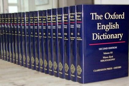 El Oxford English Dictionary incluyó la esperada palabra en su última edición:Zyzzyva