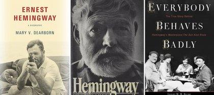 Diferentes abordajes biográficos sobre el autor