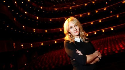 J.K. Rowling REUTERS/Carlo Allegri/File Photo/File Photo