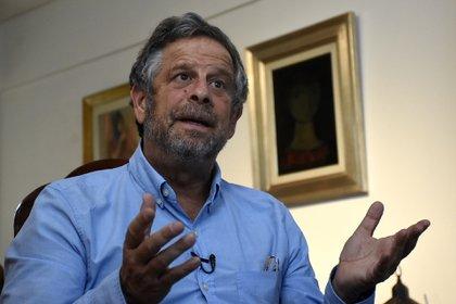 El ex secretario de Salud, Adolfo Rubinstein (Nicolás Stulberg)