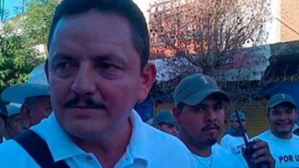 The former self-defense, Juan José Farias, has been the protagonist of different confrontations between armed civilians and the CJNG (Photo: Special)