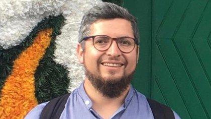 César Astete, director de la campaña de pesquerías de Oceana Chile.