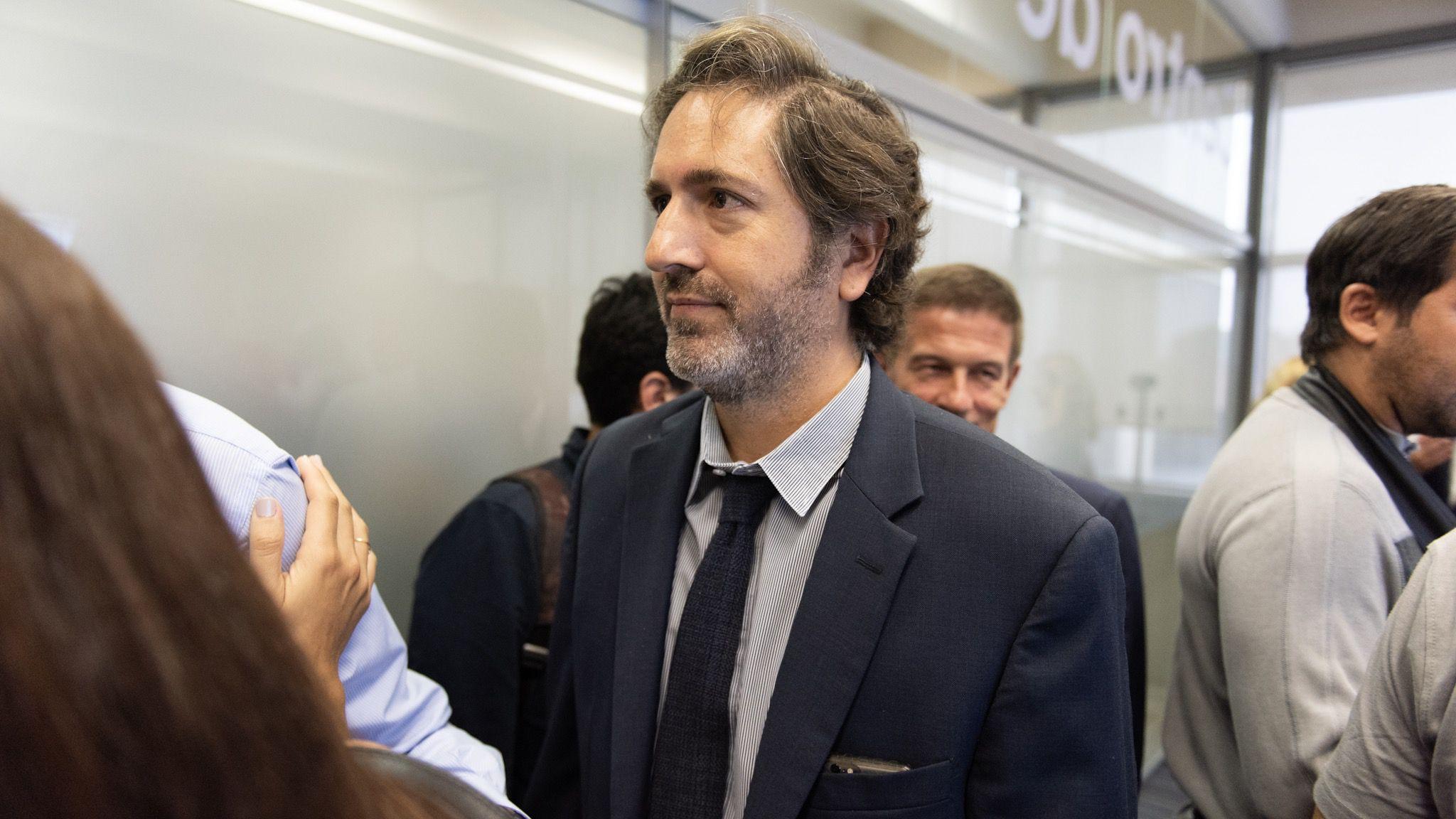 Casanello condenó a López a 1 años y 6 meses (Adrián Escandar)