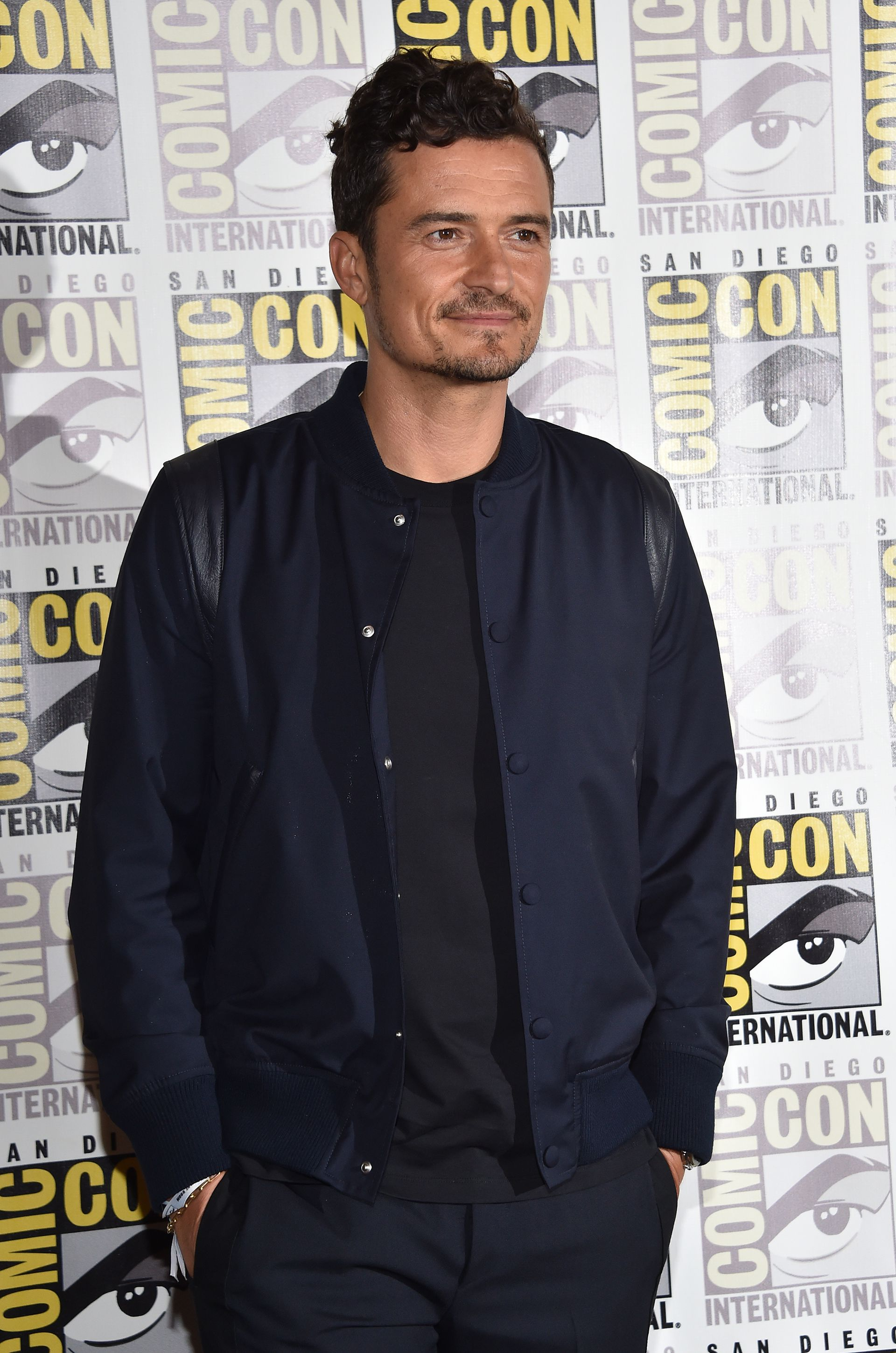 "Orlando Bloom  como parte de ""Carnival Row"""