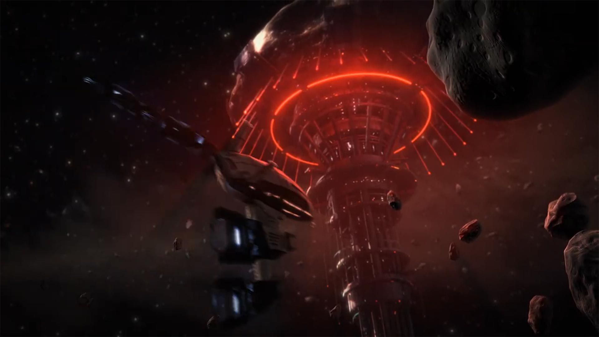 Nuevo trailer de Mass Effect Legendary Edition