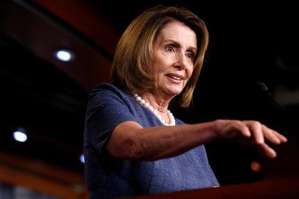 Nancy Pelosi (REUTERS/Joshua Roberts)