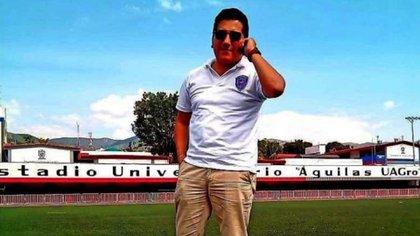 Marco Iván Rodríguez fue asesinado y su cuerpo fue hallado en la carretera (Foto: Twitter)