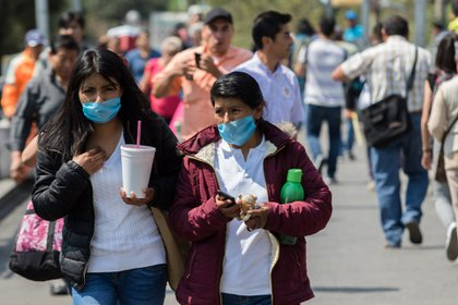 Autoridades sanitarias del país han confirmado 11 casos de Coronavirus (Foto: MOISÉS PABLO/Cuartoscuro)