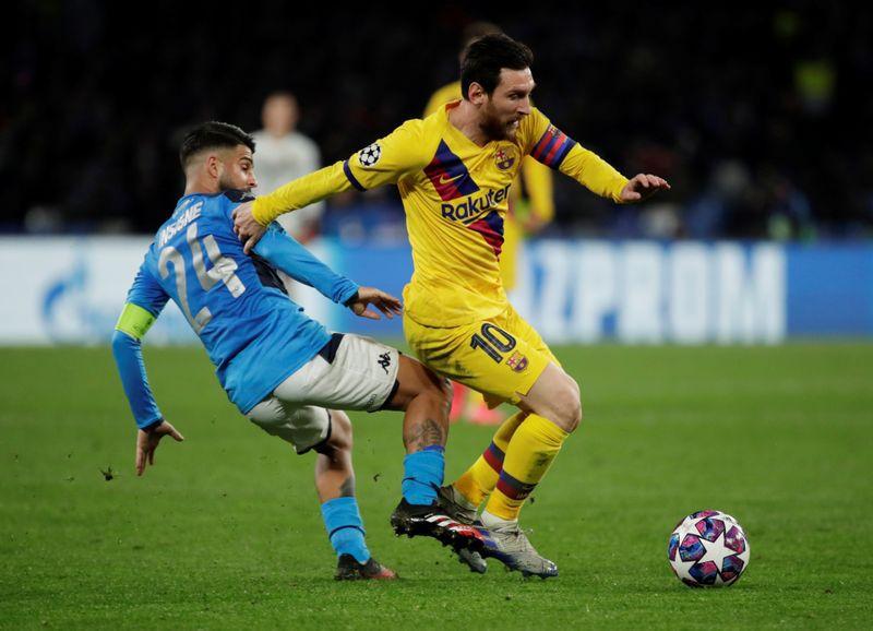 ¿Hay manera de parar a Messi? (Reuters)