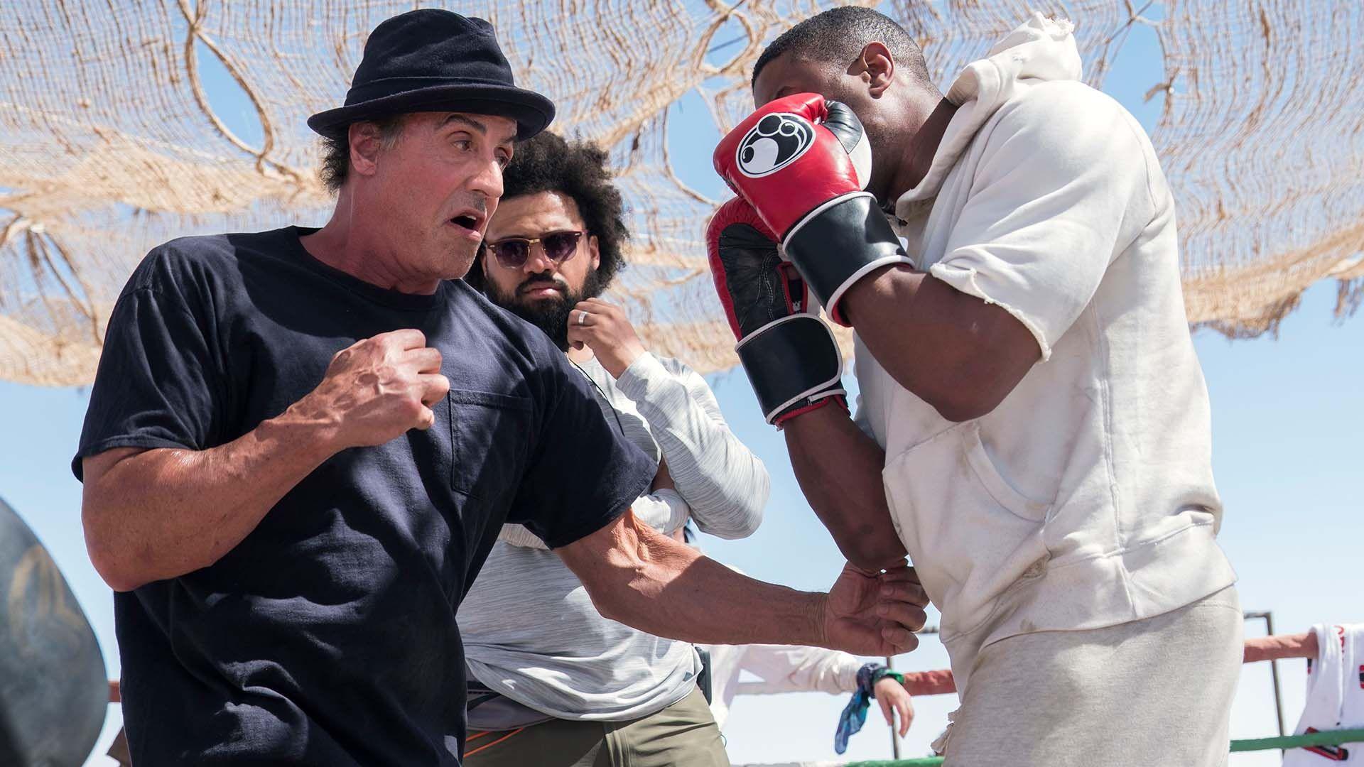 Sylvester Stallone le dio vida al famosos personaje Rocky Balboa (Shutterstock)