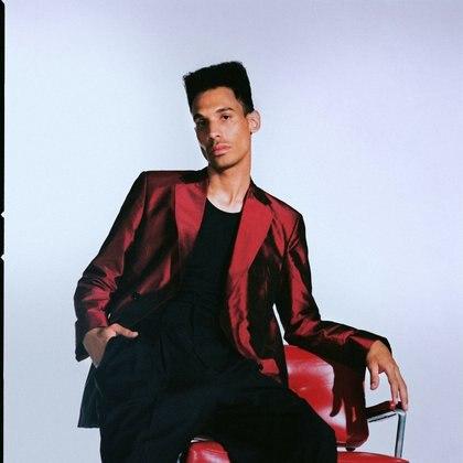 Raimondi, uno de los protagonistas de ropa de hombre en BAFWEEK, siempre presente, esta vez en formato digital