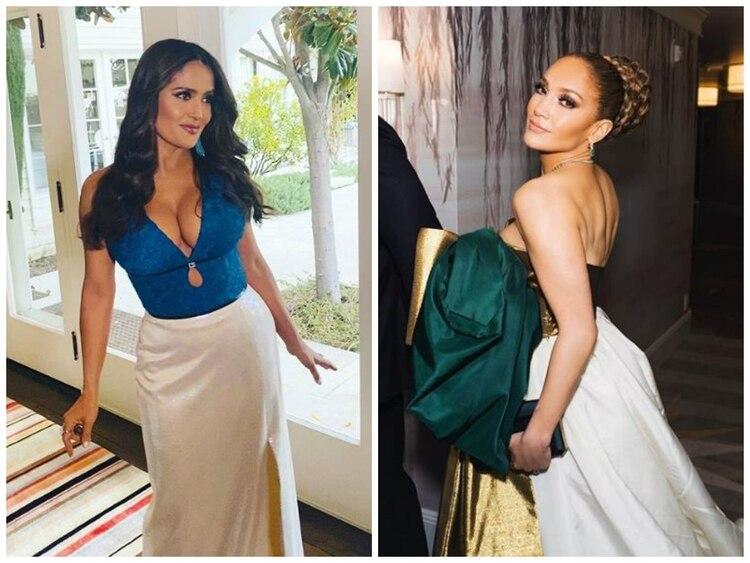 Pero llamó más la atención cuando celebró el éxito de Jennifer Lopez con la pélicula Hustlers. (Foto: especial)