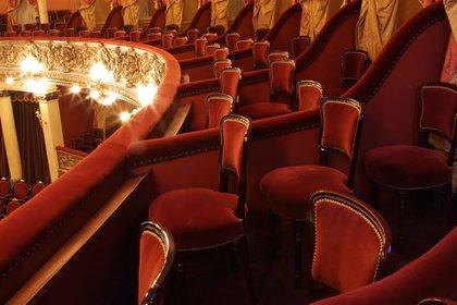 Teatro Colón (Foto: GCBA)