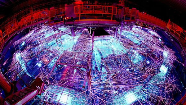 La máquina de rayos X más potente del mundo desmanteló lo que se sabía de los agujeros negros