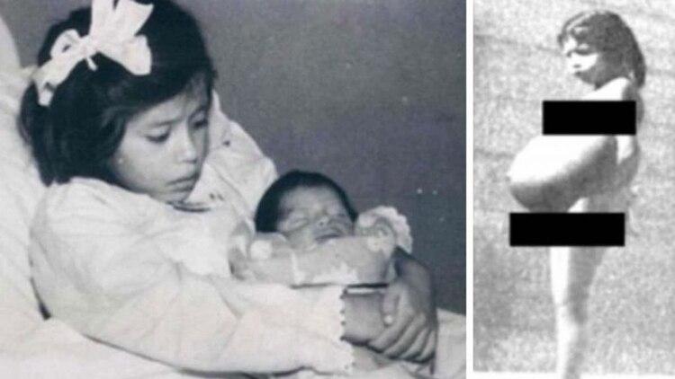 c6b7de1a4 Cómo luce 78 años después la niña que fue madre con apenas 5 años ...