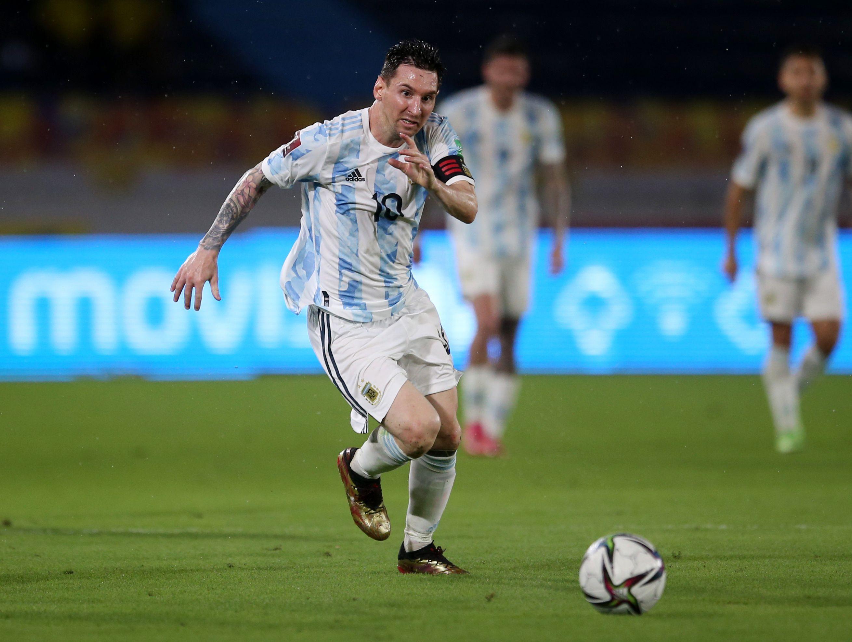 Lionel Messi es junto a Lautaro Martínez los dos futbolistas más caros de la Argentina (REUTERS/Luisa González)