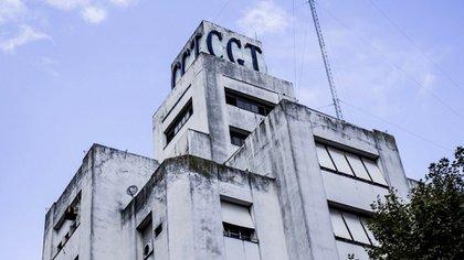 Edificio de la CGT