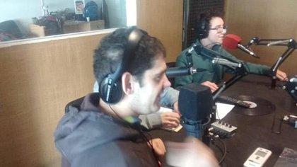 """""""Me encantaría trabajar en una radio, no pararía de hablar y de crear"""", dice Facundo con fuerte deseo y vocación."""