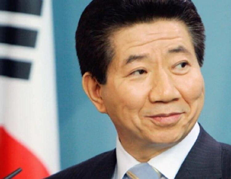 El ex presidente de Corea del Sur saltó desde un barranco situado junto a su casa (Foto: especial)