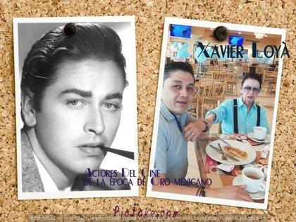 En julio de este año, un grupo de Facebook compartió una foto reciente del actor donde aparece acompañado de su sobrino (Foto: Facebook)