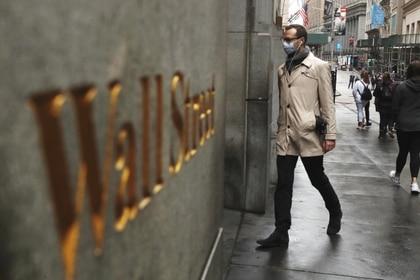 Wall Street, Nueva York, Estados Unidos (Foto: REUTERS/Lucas Jackson)