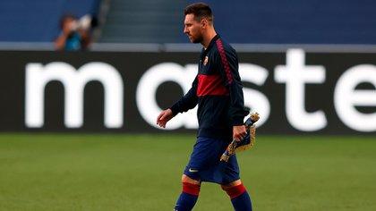 Messi a su vez fue el deportista con más ingresos del año