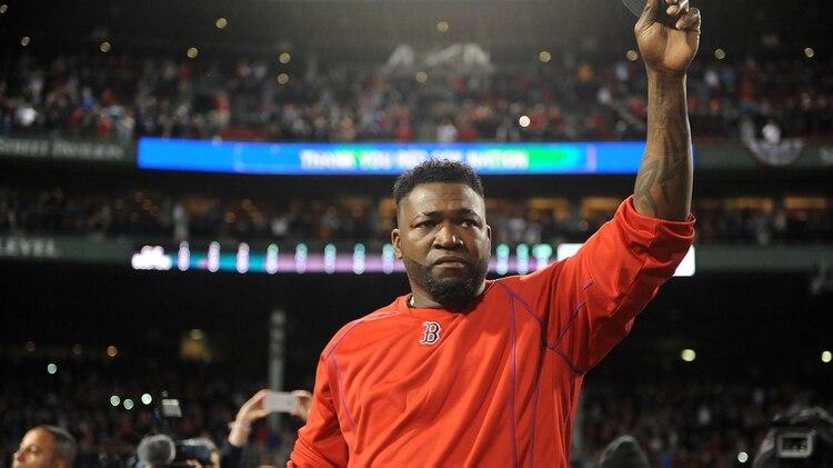 El ex beisbolista ya se encuentra fuera de peligro (Reuters)