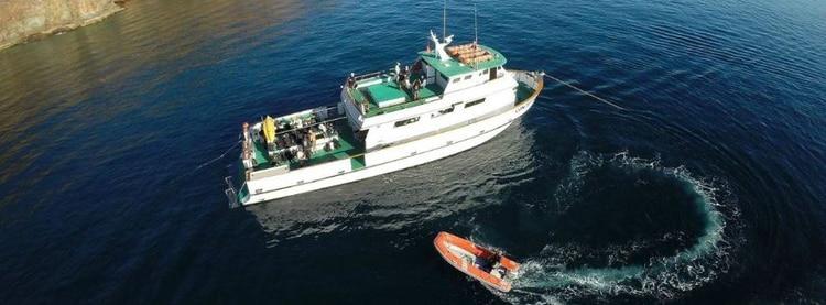 Camarotes pequeños y sin escotilla de escape: al interior del bote de la tragedia en California (Foto: Truth Aquatics)