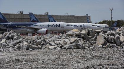 Aeroparque tenía programada una obra en la pista desde hace un año que implicaba el cierre temporario de casi dos meses y era de menor escala
