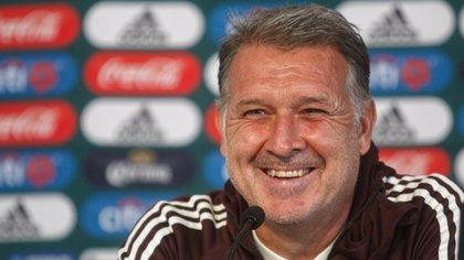 Martino ya piensa en el futuro de la selección mexicana y en los partidos que tendrá que afrontar en la Liga de las Naciones de la Concacaf a finales de este 2019 (Foto: Cuartoscuro)