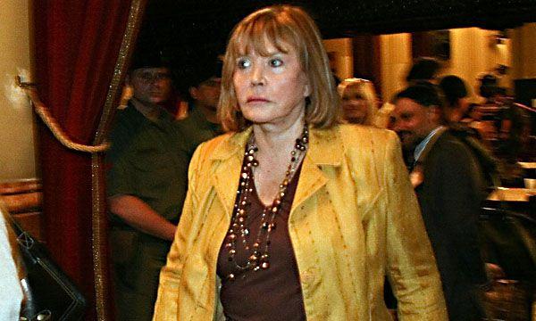 La jueza federal María Servini