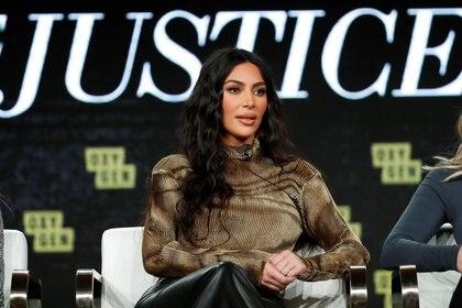 Kim Kardashian no le pedirá el divorcio a Kanye West en este momento (Foto: REUTERS/Mario Anzuoni)