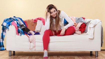 """EL 15% de los adultos manifestaron que """"no saber qué ponerse"""" les arruina el día"""